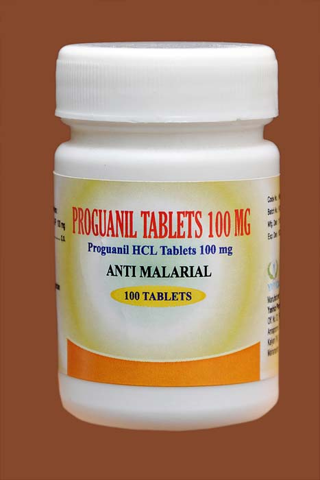 Proguanil tablets